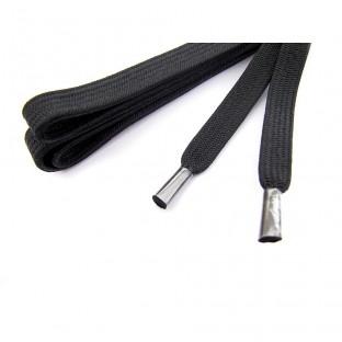Deluxe Kakucho Sageo | Black silk | MADE IN JAPAN