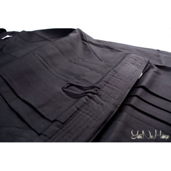 Hakama Black   Kendo Iaido Aikido Hakama