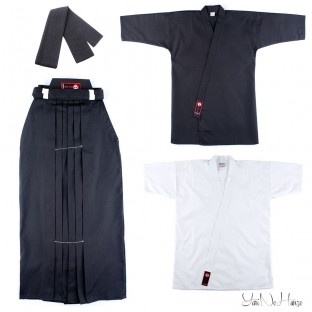 Iaido uniform Set Deluxe