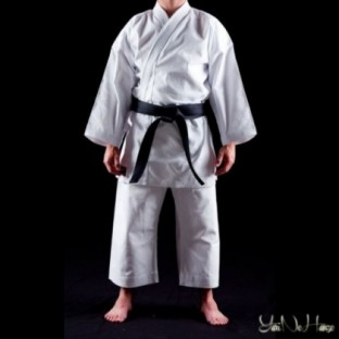 "Karate Gi ""Shuto"" Okinawa | White heavyweight Karate Gi"