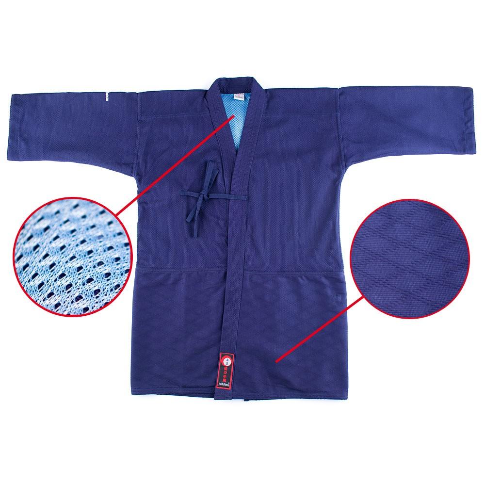Kendo Gi Master 2.0 | Kendo Jacket Blue Indigo | Traditional Kendo uniform