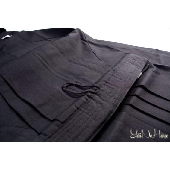 Hakama Black | Kendo Iaido Aikido Hakama