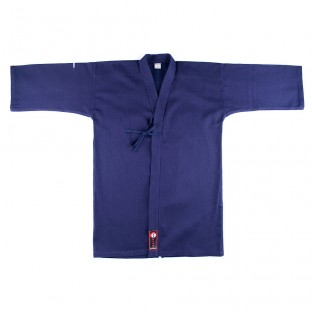 Iaido / Kendo Gi Professional 2.0 | Kendo Jacket dark-blue Indigo | Traditional Kendo uniform