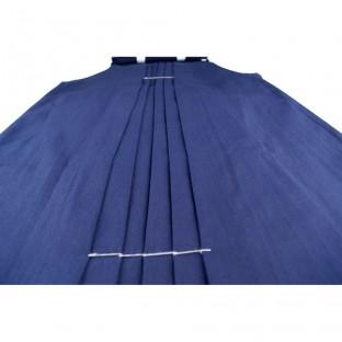 Hakama Master 2.0 | Dark-blue indigo Hakama | Iaido Aikido Kendo Hakama