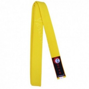 Yellow Belt | Karate - Judo belt