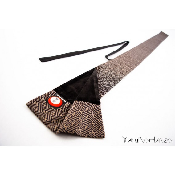 Shirasaya Bukuro Sayagata | YariNoHanzo Handmade