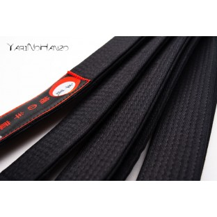 Belt for karate and judo BLACK | Karate Judo Obi