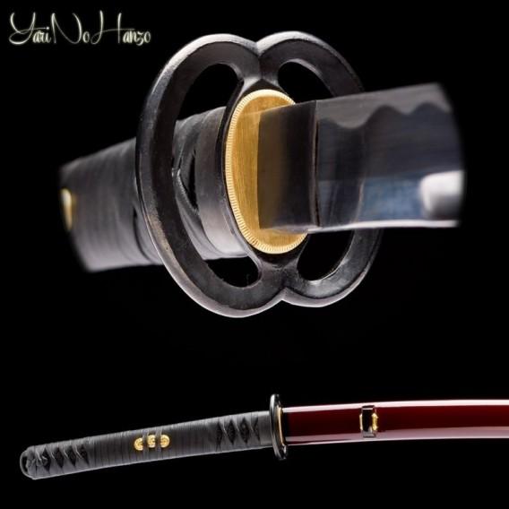 Miyamoto Musashi 11th Anniversary XL | Handmade Iaito Sword |
