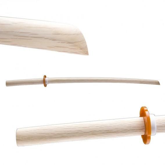 Bokken white oak | Japanese White oak Daito | Bokuto Shiro Kashi