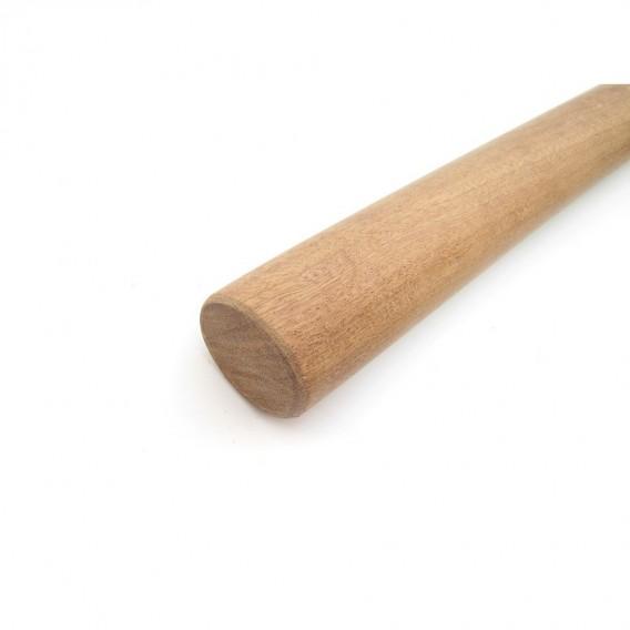 Kukishinden Ryu Bokken Daito 134 cm  mahogany - HANDMADE