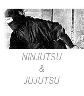 Ninjutsu & Jujutsu uniforms