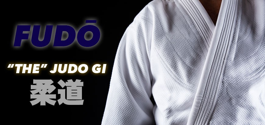 Fudo judo gi for sale